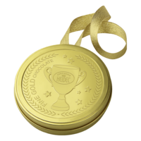 GOLD-Medaille - 40554