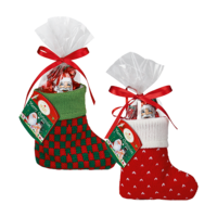 "Kleine Stricksocke""Christmas Time"" - 40132"
